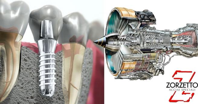 Biomedizinischer und mechanischer Bereich - Flugzeuge Industrie - Hi-Tech